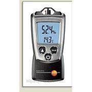 Термогигрометры testo 610 фото