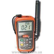 Гигрометр с инфракрасным термометром Exotek TH-612IR фото