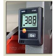 Testo 174 Регистратор температуры и влажности фото
