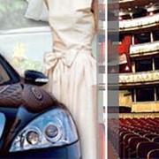 Аренда с водителем. Свадьбы, торжественные мероприятия фото