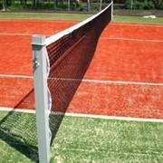 Сетка для большого тенниса фото