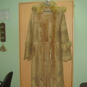 Турецкая дубленка из натурального меха р46-48 , _Харьков. фото