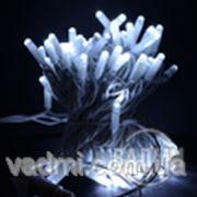 Светодиодная гирлянда, 200 св, 20 м, IP44, цвет белый холодный, Neo-Neon, Китай фото