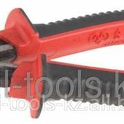 Кусачки стандарт боковые оксидированные, с двухцветными изолир. ручками, 160мм Код: 2215-5-16 фото