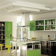 Мебель кухонная Hi-Tech фото