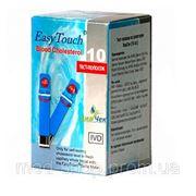 Тест-полоски Easy Touch (Изи Тач) Холестерин 10 шт фото