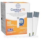 Тест-полоски для глюкометра Contour TS №50