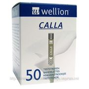 Тест-полоски Wellion CALLA №50 фото