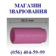 Керамическое сопло L = 30 mm для аргонодуговых горелок ABITIG®GRIP/SRT 9, 9V, 20 Абикор Бинцель фото
