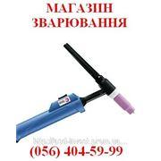 Сварочная горелка ABITIG® 18 SC Grip Abicor Binzel (Абикор Бинцель) - жидкостное охлаждение фото