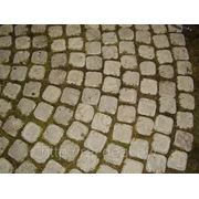 «Плитка» 4-х стор. обработки серо-зеленая (обвалованный) фото