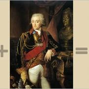Фотография, стилизованная под класический и современный живопис фото