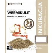 Vermiculite для инкубации яиц рептилий, амфибий, ракообразных фото