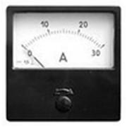 Амперметры, вольтметры М42300, М42301, М42304, М42305; М381; Э365; Э8030-М1, Э8032-М1, Э8035-М1. фото