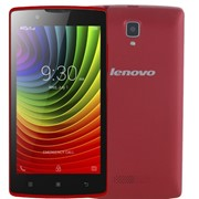 Смартфон Lenovo A2010 Dual Sim Red