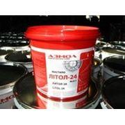 Литол-24 барабан 20л фото