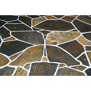Камень Сланец «Тургояк мультиколор» фото