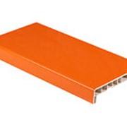 Подоконники Crystallit оранж глянец 350мм фото