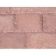 Камень Сланец «Лемизит бордо» (плитка) фото