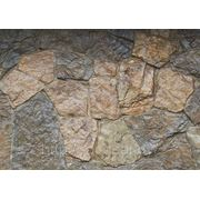 Камень Песчаник «Дракон» серо-зеленый 2-4см. фото