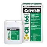 Эластичное гидроизоляционное покрытие Ceresit CR 166, 8л+24кг фото