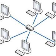 Организация и построение сетей ЛВС фото