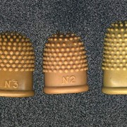 Канцелярский напальчник(от 5 упаковок) фото