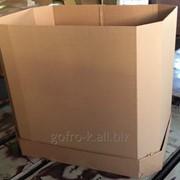 Гофрокоробка тяжелой нагрузки 323*190*85 фото