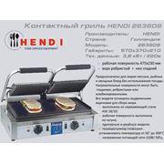 Контактный гриль HENDI (Нидерланды)263 808 фото