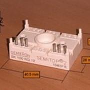 Модуль SEMITOP2 (однофазный AC-ключ) SK100KQ12 фото
