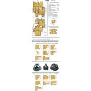 Фреза и головки для производства окон Frezwid 7300 фото