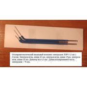 Комплект отоларингологических электродов ЛОР-3 фото