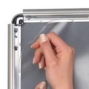 Алюминиевый профиль клик система размер 32 мм 6.6м фото
