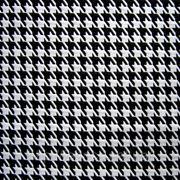 Ткань костюмная жаккардовая «Файне» (пьедепуль) фото