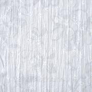 Батист-креш гладкокрашеный с вышивкой фото