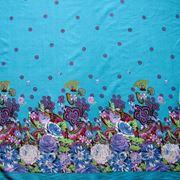 Коттон облегченный купонный (маргаритка) фото