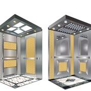 Дизайн лифтовых кабин, лифтовые кабины в Астане фото
