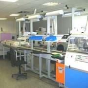 Контрактное производство промышленной электроники. фото