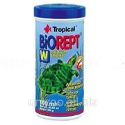 Корм для водных черепах Тропикал BioRept W (Биорепт W)500ml /150g фото