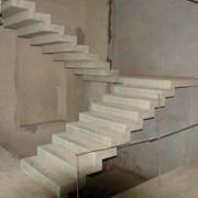 Изготовление лестниц. фото