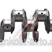 Вал коленчатый ЗИЛ-5301 под 2 шпонки,шлиц (7 отверстий) ММЗ 245-1005015-А фото