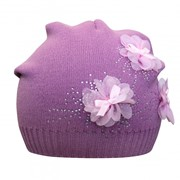 Детская шапочка Лика - весна фото