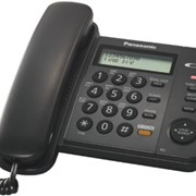 Телефон Panasonic KX-TS2356 RU-B фото