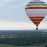 Політ на повітряній кулі у подарунок фото