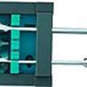 Gross Набор ключей накидных с трещоткой, 8-19 мм, 2 шт, многоразмерные, реверсивные, CrV Gross фото