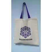 Холщовые эко сумки с нанесением логотипа фото