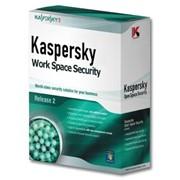 Антивирус Kaspersky WorkSpace Security фото