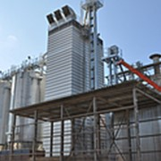 Энергосберегающая зерносушилка Strahl Модель 12000 FR фото
