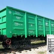 Жд вагоны - крытые, полувагоны, платформы фото