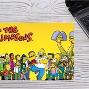 Коврик Симпсоны для мыши №2 фото